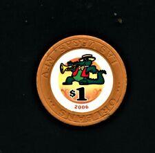 New Orleans Casino $1 Jeton Chip LAS VEGAS Nevada