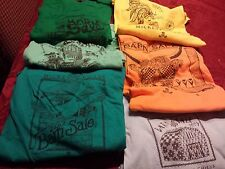 MacKenzie Childs *Exclusive* Staff Barn Sale Tees!!! Set of 8 YEARS '09-'16