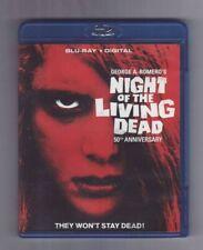 (Blu-ray) Night Of The Living Dead (50th Anniversary) / George Romero