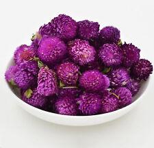 30g Organic Dry Gomphrena Globosa Blooming Flower Herbal Tea