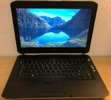 """Dell Laptop Latitude E5430 2.4Ghz 12Gb 128Gb Ssd 14"""" Dvd Windows 10 WiFi Hdmi Pc"""
