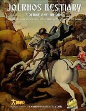 NEW The Jolrhos Bestiary: volume 1 by Christopher Taylor