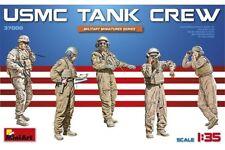 Miniart 37008 1/35 USMC Tank Crew