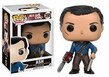 Funko POP! Television ~ ASH WILLIAMS VINYL FIGURE ~ Ash vs. Evil Dead ~ Starz