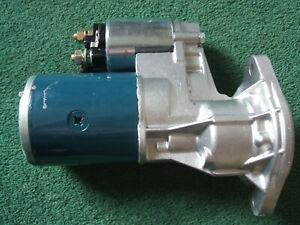 Datsun Nissan 240z 260Z 280Z 280ZX gear reduction starter motor L6 RELISTED