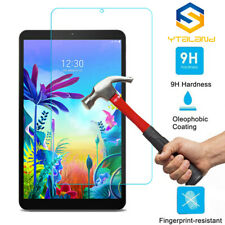 Ytaland Tempered Glass Screen Protector For LG G Pad 10.1 FHD Lite Tablet