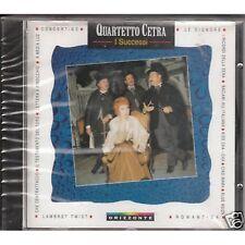 QUARTETTO CETRA - I successi - CD 1996 SIGILLATO