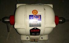 Red Wing Ball Bearing Motor Handler Dental Lathe Model 26a Hp 14