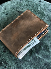 Wallet Handmade leather wallet Leather Personalized Wallet Man