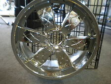 "Verde Poison Wheel #54    V54 New in box!  22""x 9.5""   V54C  6-Lug"