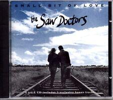 THE SAW DOCTORS - SMALL BIT OF LOVE - 4 TRACK 1994 CD SINGLE - NEAR MINT