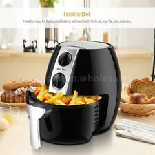 SHANBEN Electric 1400W Air Fryer Versatile with 4.5L Large Fryer Basket W9N3