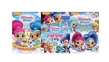 Shimmer and Shine Animated TV Series Complete Volumes 1-3 (1 2 & 3) NEW DVD SET