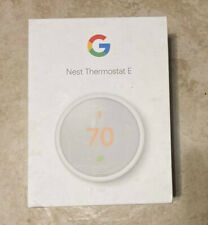 Google Nest E Thermostat T4000es White