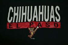 El Paso Chihuahuas Minor League Baseball T Shirt Adult Small Padres