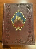 """1930 Notre Dame Yearbook """"The Dome"""" Knute Rockne 1929 National Champions"""