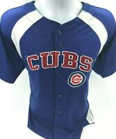 Chicago Cubs Kids Youth Size Jersey - Genuine MLB Apparel - Sizes S-M-L-XL