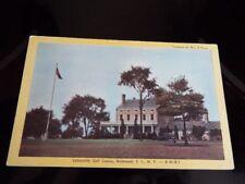 Latourette Golf Course Richmond S I New York Thos Dexter Kodachrome Vintage PC d