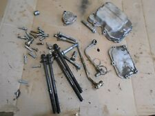 Polaris 500 Sportsman 500HO 2009 09 misc engine parts covers bolts oil lines