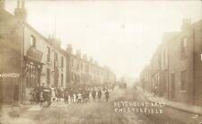 Chesterfield. Hepthorne Lane. H.W.Potter Shop & Post Office.