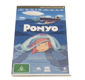 Ponyo Special Edition (2 Disc) DVD