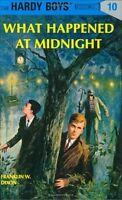 What Happened at Midnight (Hardy Boys, Book 10) by Franklin W. Dixon
