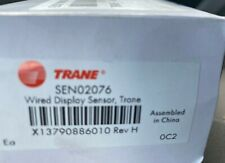 New Trane Sensor Sen02076 X13790886-01 Sen-2076 Sen2076 Wired Display Sensor
