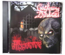Gathering of Darkness CD Haunted Scary Music Pipe Organ Piano Sound Effects