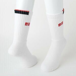 Uniqlo Roger Federer French Open 2021 socks - 1 size