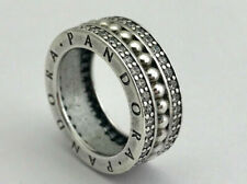 Authentic Forever PANDORA Ring Clear CZ 190962cz-52 Size 6