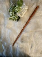 """ROSEWOOD Wand 14"""" with Wand Poster (Wicca, Spiritual, Magick) New"""