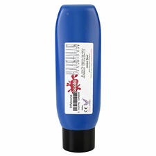 Scola BPW300/29 Block/Lino Printing Ink 300ml Solids Bright Blue