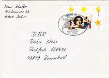 Briefmarken mit Familien- & Sozial-Motiven aus Berlin
