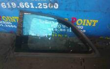 Quarter Glass/window KIA FORTE Left 10 11 12 13
