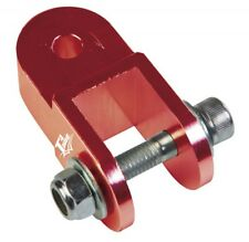 506046 Rialzo amm. 40mm rosso T4Tune Keeway Flash 50 07/08