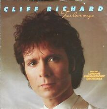 "Cliff Richard True Love Ways 7"" – EMI 5385 – Ex"