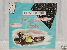 """YIP YIP COYOTE-Pioneer Fille 12"""" 1984 Stéréo/"""
