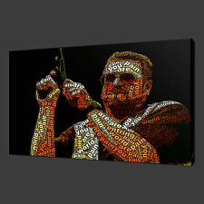 BIG LEBOWSKI CANVAS WALL ART PICTURES PRINTS 30 x 20 Inch FREE UK P&P