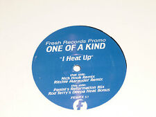 """Uno de una clase-me calientan-Reino Unido Dj Promo 4-track 12"""" SINGLE"""