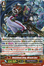 1x Cardfight!! Vanguard Shootdown King, Miracle Ace - G-TCB01/008EN - RRR NM