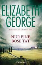 Nur eine böse Tat / Inspector Lynley Bd.18 von Elizabeth George (2015) / #h02
