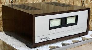 EXCLUSIVE PIONEER M4 Stereo Power Amplifier USED JAPAN 100V vintage analog spec