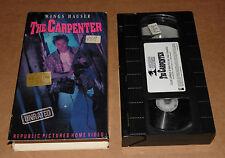 THE CARPENTER VHS Horror PSYCHO KILLER Wings Hauser 1987 -#105