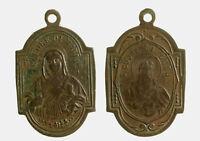 pci5185) Medaglia Devozionale Sacro Cuore di Maria