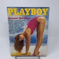 Playboy Magazine July 1980 Summer Sex Issue, Bruce Jenner Interview
