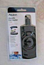 New Sealed AQUEON Aquatic Flat Heater 7.5W for Up To 3 Gal. Desktop Aquariums