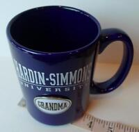 Hardin Simmons University Grandma Coffee Mug Abilene Texas