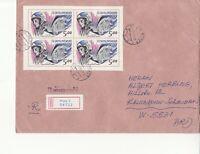 CSSR Tschechoslowakei  Brief  schön gestempelt aus dem Postverkehr     -218