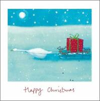 Pack of 5 Special Delivery ChildLine Charity Christmas Cards Xmas Card Packs