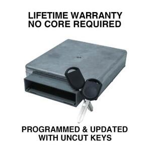 Engine Computer Programmed with Keys 2003 Ford Explorer Sport Trac 4.0L PCM ECM